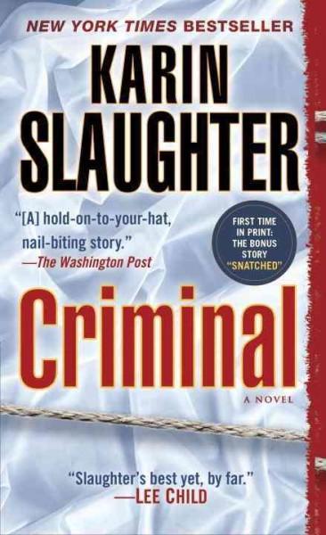 Criminal (Paperback)