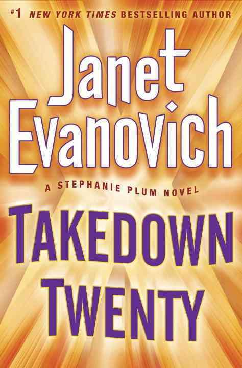 Takedown Twenty (Hardcover)