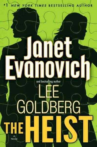 The Heist (Hardcover) - Thumbnail 0