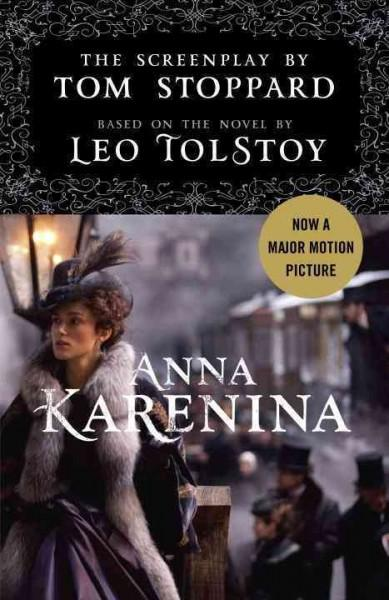 Anna Karenina: The Screenplay (Paperback)