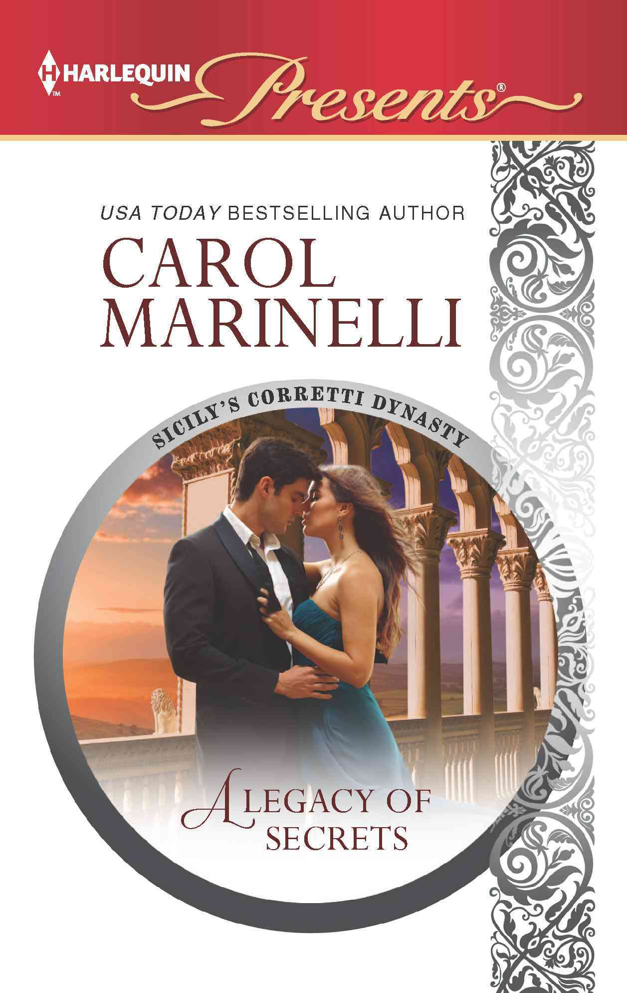 A Legacy of Secrets (Paperback)