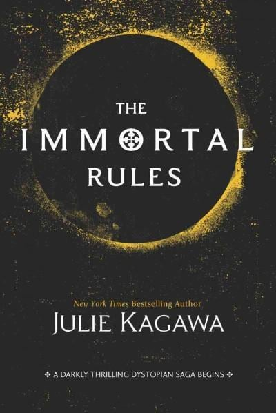 The Immortal Rules (Paperback)