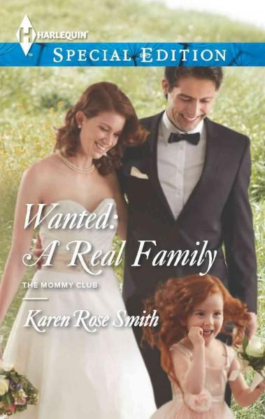 Wanted: A Real Family (Paperback)