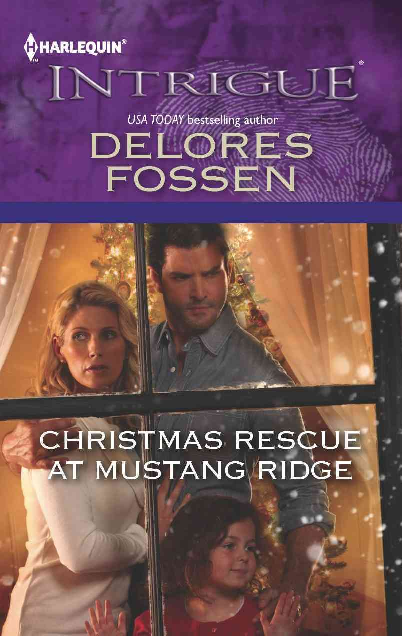 Christmas Rescue at Mustang Ridge (Paperback)