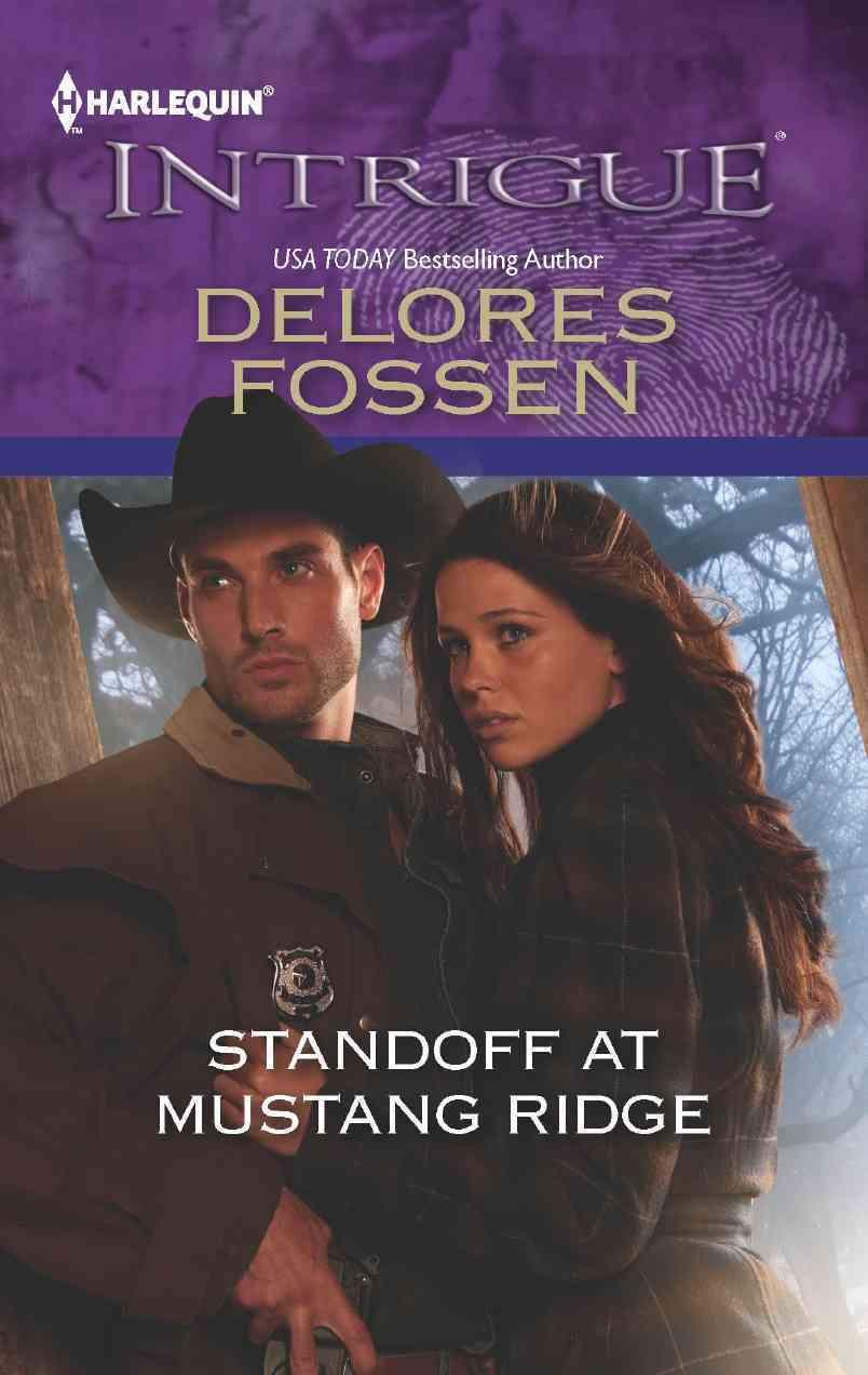 Standoff at Mustang Ridge (Paperback)