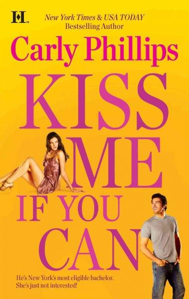 Kiss Me If You Can (Paperback)