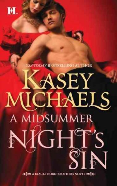 A Midsummer Night's Sin (Paperback)