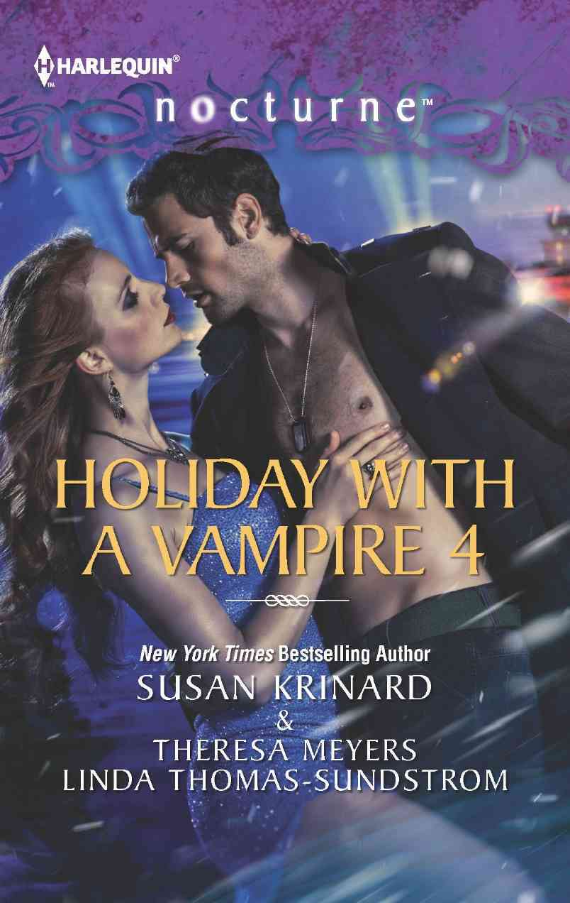 Holiday With a Vampire 4: Halfway to Dawn / The Gift / Bright Star / The Gatekeeper (Paperback)