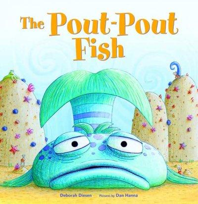 The Pout-Pout Fish (Hardcover)