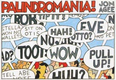 Palindromania! (Paperback)