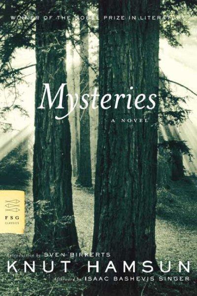Mysteries (Paperback)