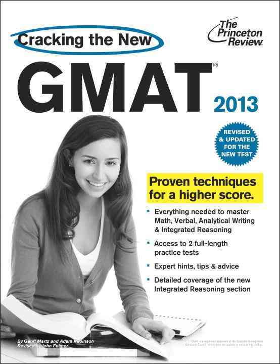 Cracking the New GMAT 2013 (Paperback)