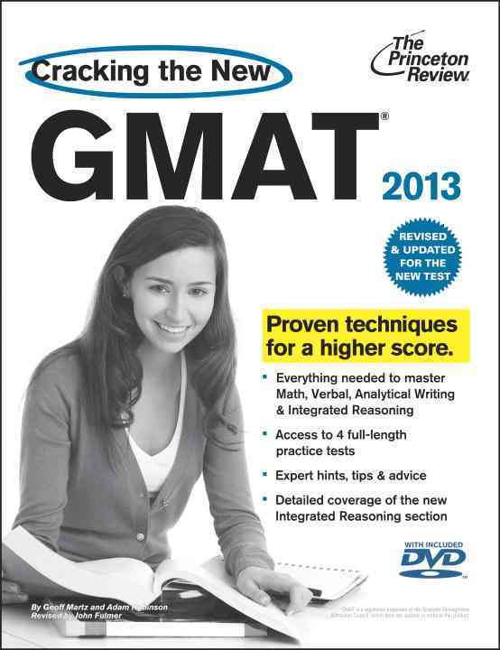Cracking the New GMAT 2013