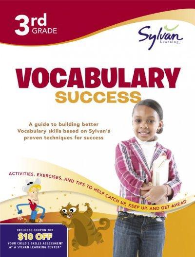 3rd-Grade Vocabulary Success (Paperback)