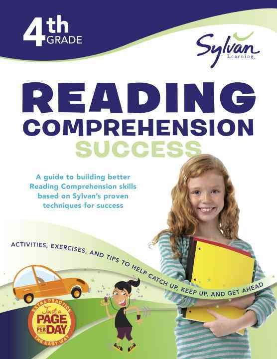 4th-Grade Reading Comprehension Success (Paperback)