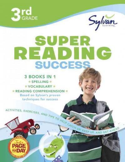 Third Grade Super Reading Success (Paperback)