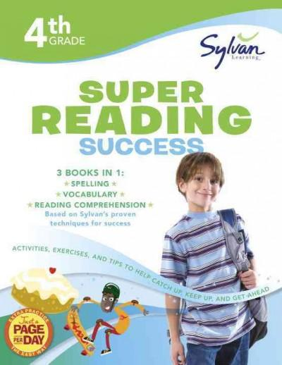 Fourth Grade Super Reading Success (Paperback) - Thumbnail 0