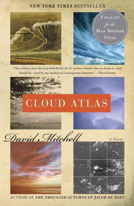 Cloud Atlas (Paperback)