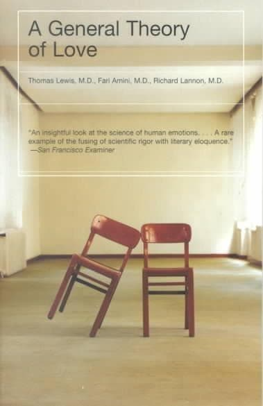 A General Theory of Love (Paperback)