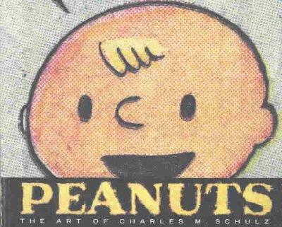 Peanuts: The Art of Charles M. Schulz (Paperback) - Thumbnail 0