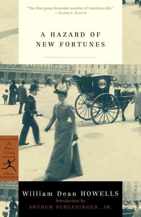 A Hazard of New Fortunes (Paperback)