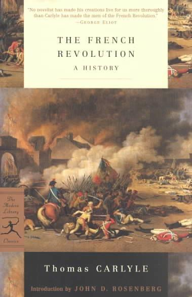 The French Revolution: A History (Paperback)