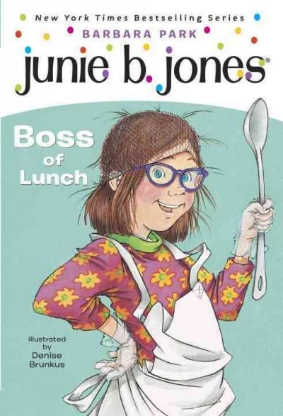 Boss of Lunch (Paperback)