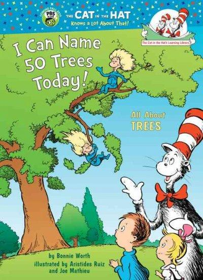 I Can Name 50 Trees Today (Hardcover)
