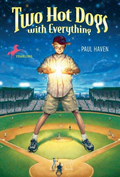 Two Hot Dogs With Everything (Paperback)