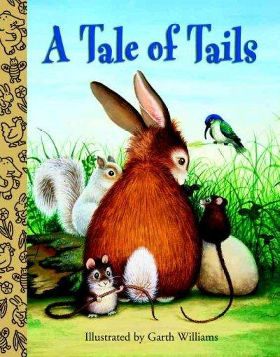 A Tale of Tails (Board book)