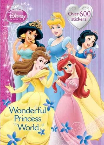 Wonderful Princess World (Paperback)