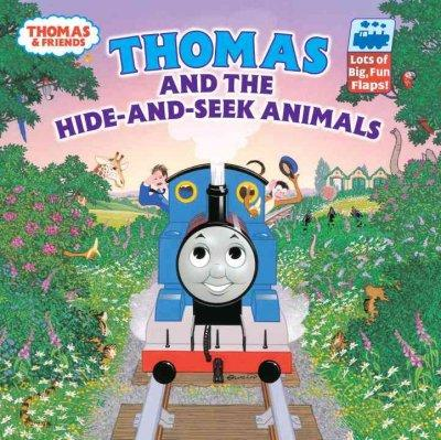 Thomas and the Hide and Seek Animals (Paperback)