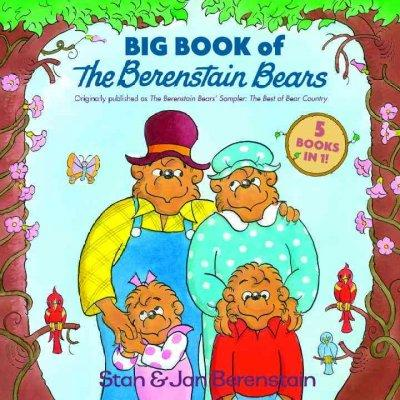 Big Book of the Berenstain Bears (Hardcover)