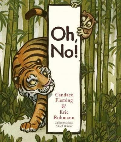 Oh, No! (Hardcover)
