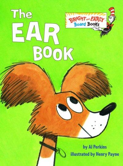The Ear Book (Board book)