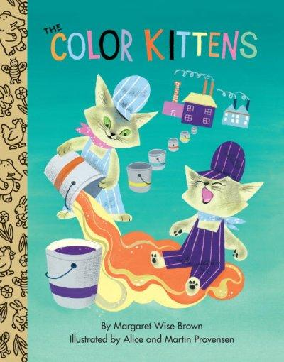 The Color Kittens (Board book)