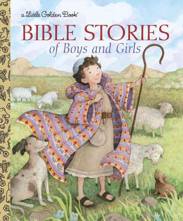 Bible Stories of Boys and Girls (Hardcover)