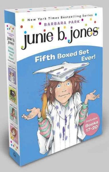 Junie B. Jone's Fifth Boxed Set Ever! (Paperback)