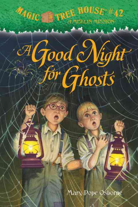 A Good Night for Ghosts (Hardcover)