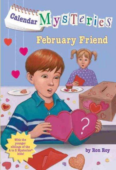 February Friend (Paperback)
