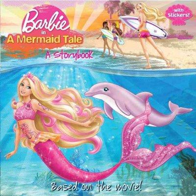 Barbie in a Mermaid Tale: A Storybook (Paperback)