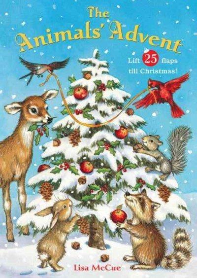 The Animals' Advent (Board book)