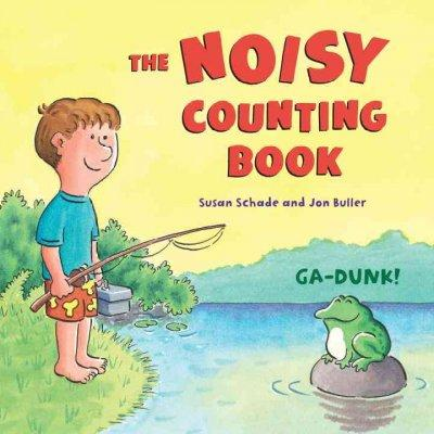 The Noisy Counting Book (Board book)