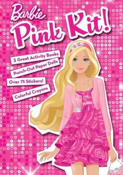 Barbie Pink Kit (Paperback)