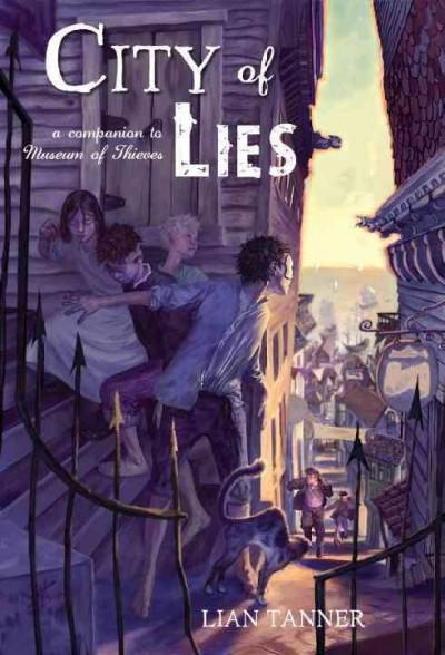 City of Lies (Paperback)