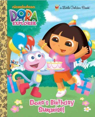 Dora's Birthday Surprise! (Hardcover)