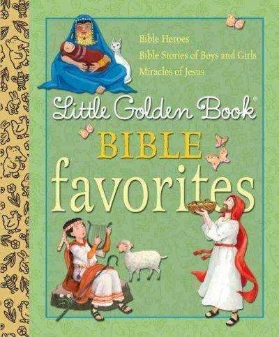 Bible Favorites (Hardcover)
