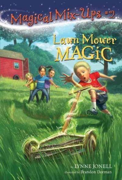Lawn Mower Magic (Paperback)
