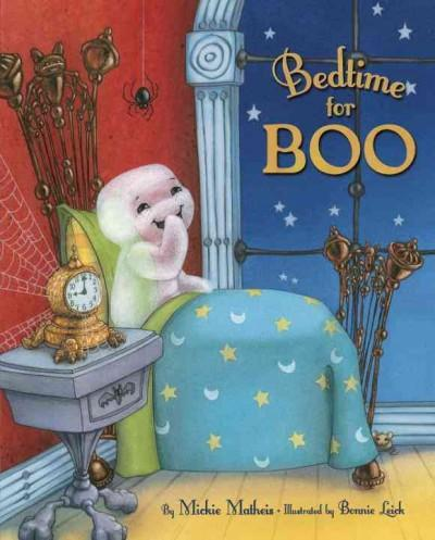 Bedtime for Boo (Hardcover)