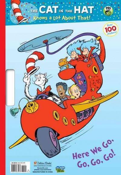Here We Go, Go, Go, Go! (Paperback)